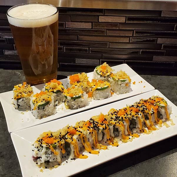 Island Sushi Bar & Grill Heritage Road De Pere WI Specialty Rolls